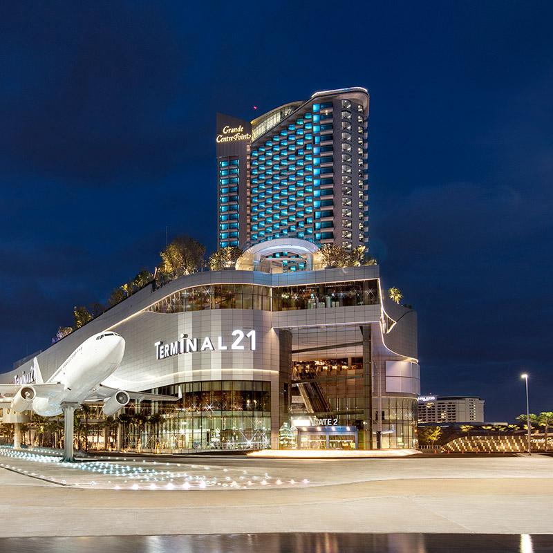 Terminal 21 Pattaya Shopping Mall