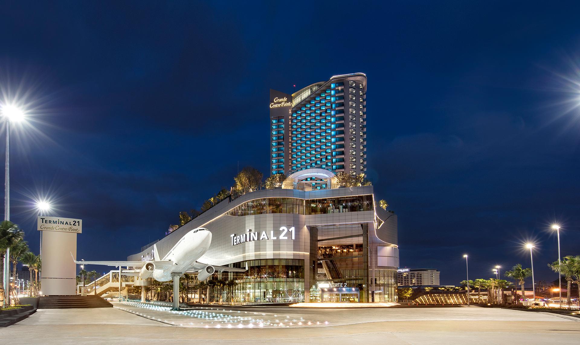 Terminal21 Pattaya Shopping Mall